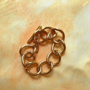 Monet chain link bracelet